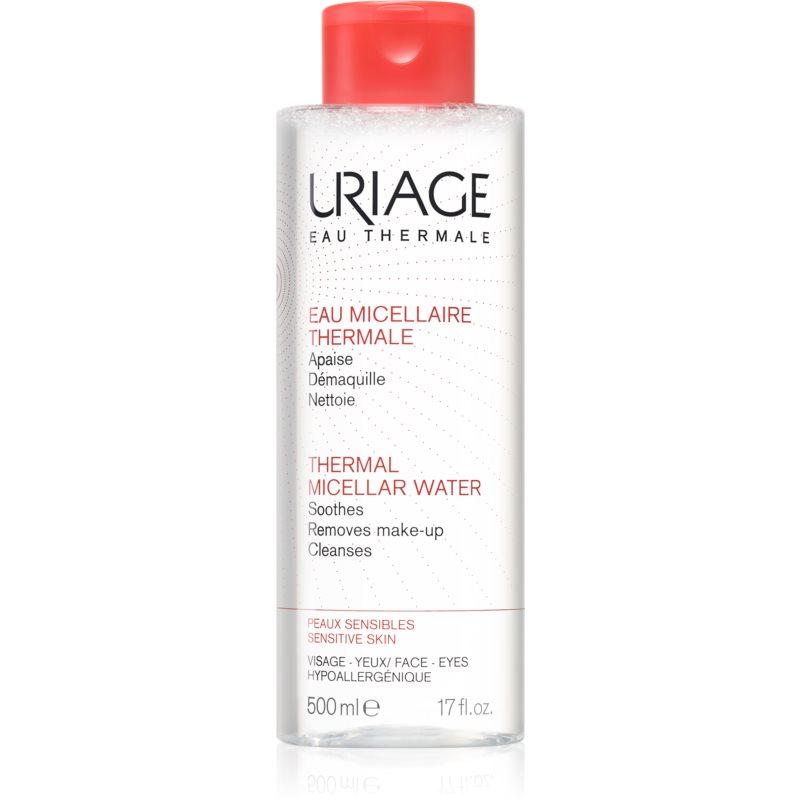Uriage Hygiene Thermal Micellar Water - Sensitive Skin lozione micellare detergente per pelli sensibili 500 ml