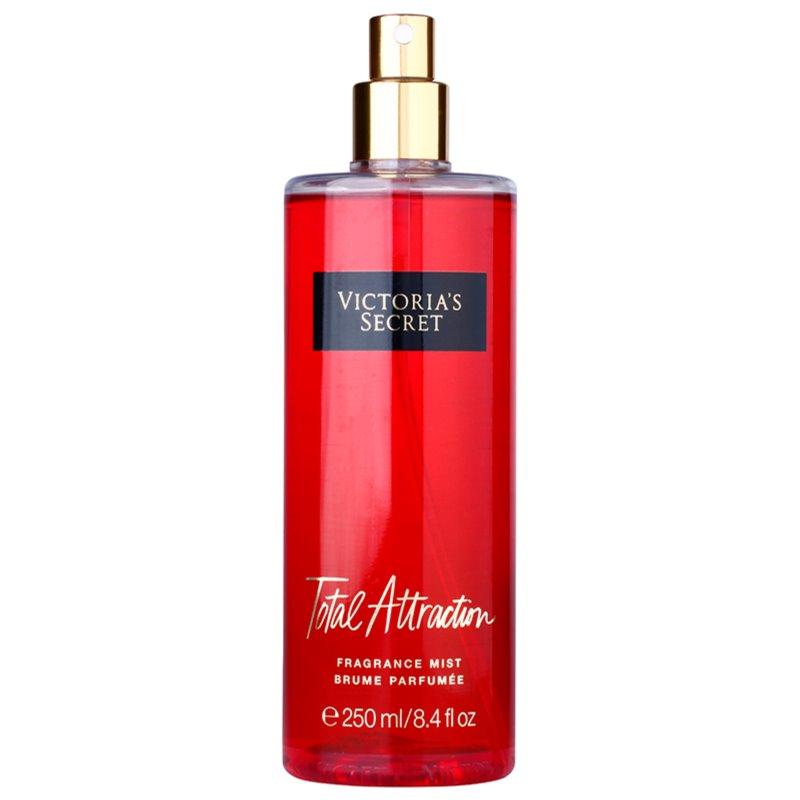 Victoria's Secret Fantasies Total Attraction testápoló spray hölgyeknek 250 ml
