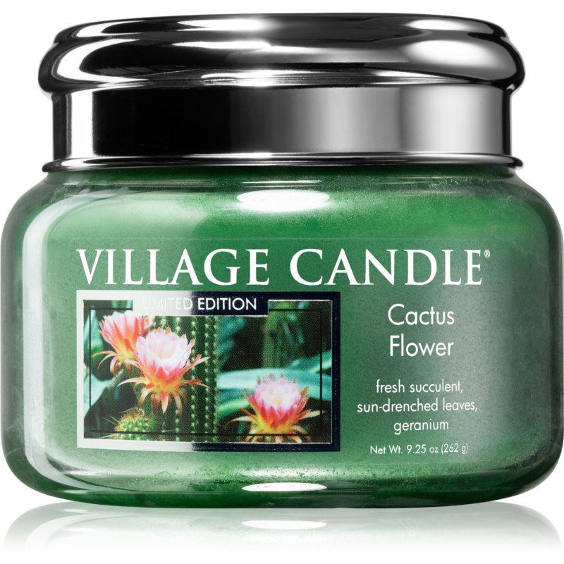 Village Candle Cactus Flower bougie parfumée 262 g