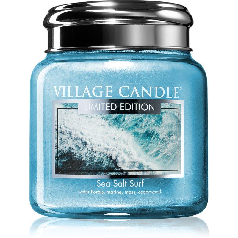 Village Candle Sea Salt Surf illatos gyertya 390 g