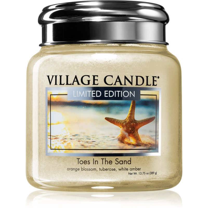 Village Candle Toes in the Sand bougie parfumée 390 g