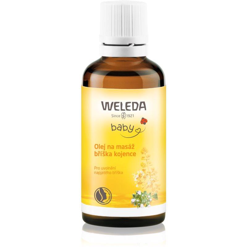 Weleda Pregnancy and Lactation huile de massage ventre de bébé 50 ml