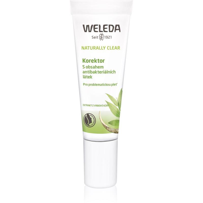 Weleda Naturally Clear correcteur anti-rougeurs pour peaux à problèmes 10 ml