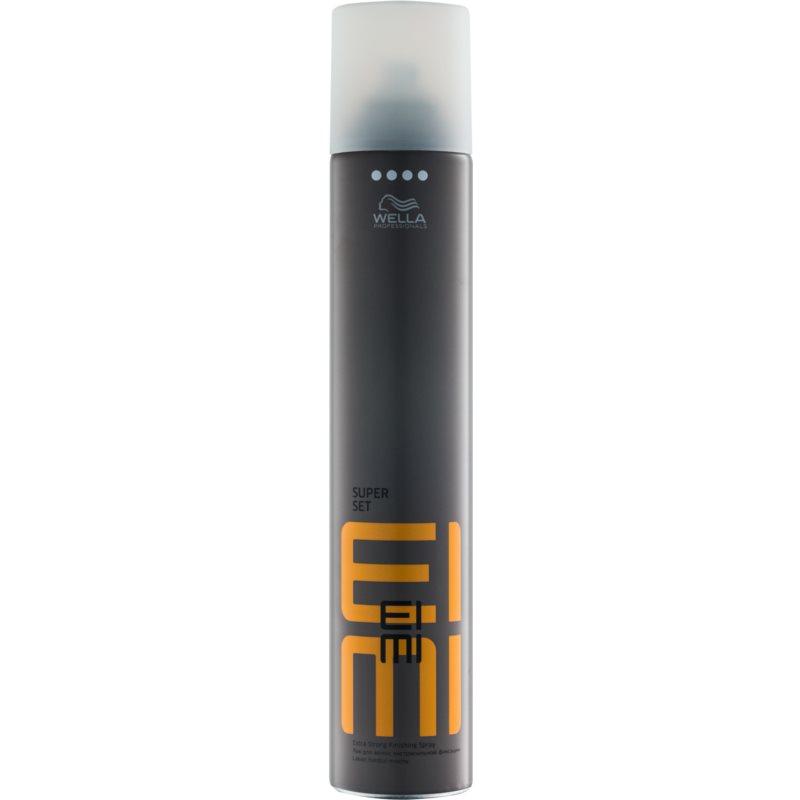 Wella Professionals Eimi Super Set lacca per capelli fissante extra forte 500 ml