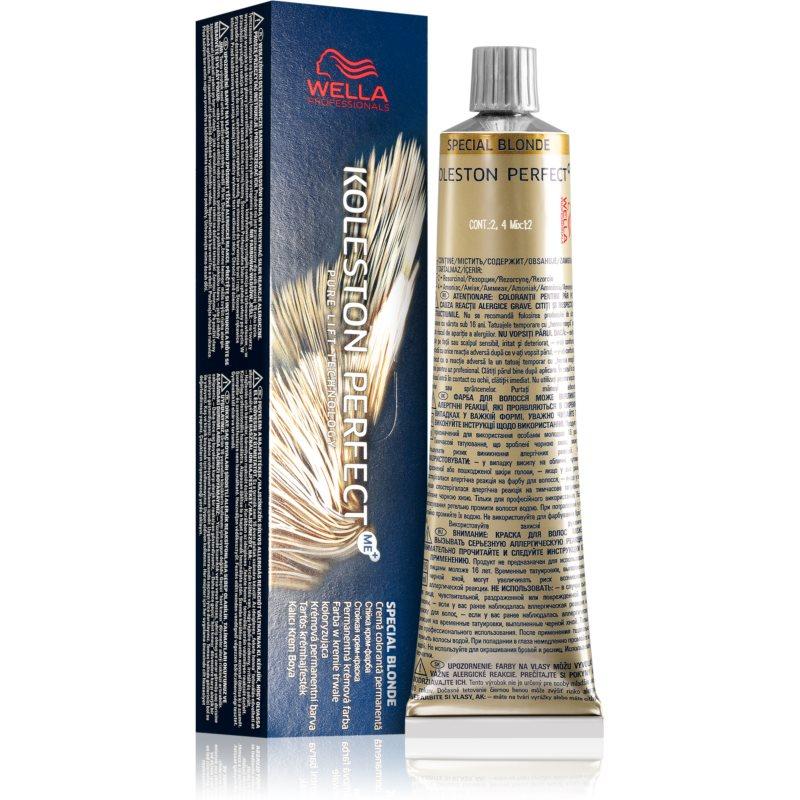 Wella Professionals Koleston Perfect ME+ Special Blonde tinta permanente per capelli colore 12/61 60 ml