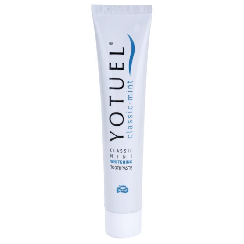 Yotuel Classic dentifrice blanchissant saveur Mint 50 ml