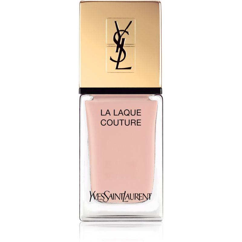 Yves Saint Laurent La Laque Couture smalto per unghie colore 24 Rose Abstrait 10 ml