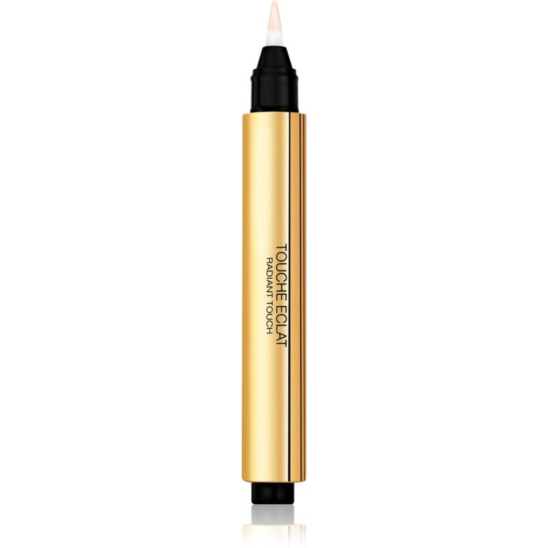 Yves Saint Laurent Touche Éclat Radiant Touch illuminante in penna per tutti i tipi di pelle colore 2 Ivoire Lumière / Luminous Ivory 2.5 ml