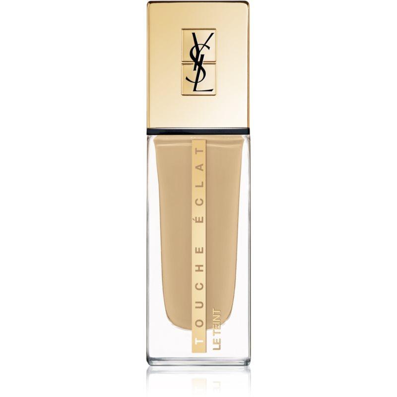 Yves Saint Laurent Touche Éclat Le Teint fond de teint éclat longue tenue SPF 22 teinte B30 Almond 25 ml