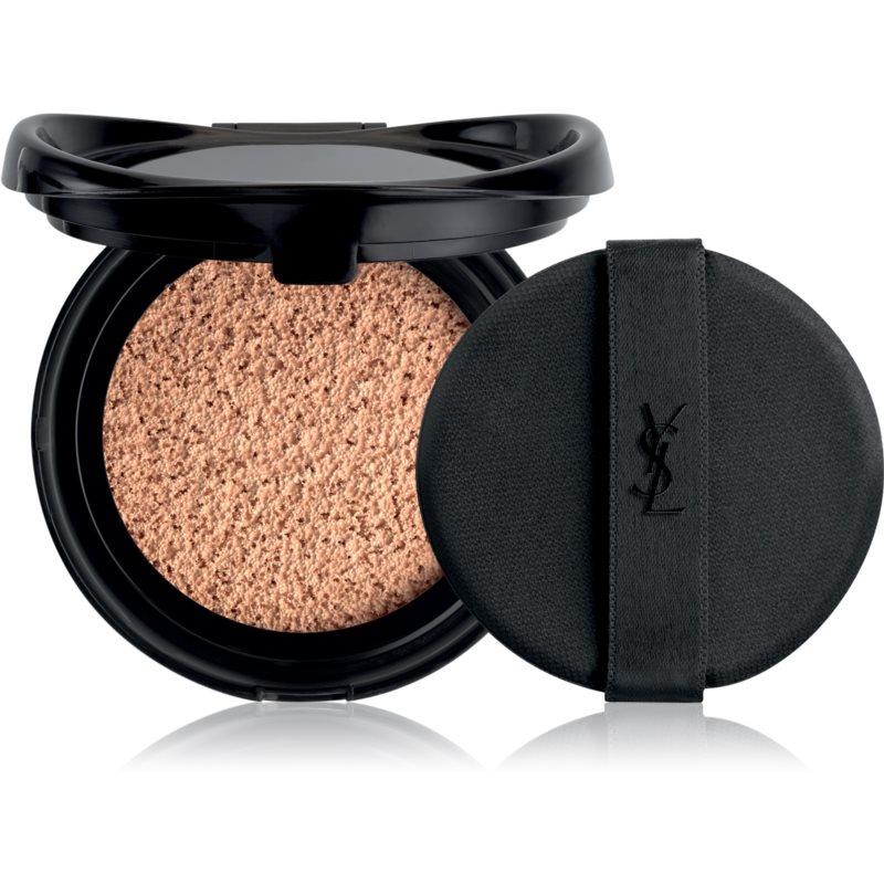 Yves Saint Laurent Encre de Peau Le Cushion dlouhotrvající make-up v houbičce SPF 23 náhradní náplň odstín B20 Beige 14 g