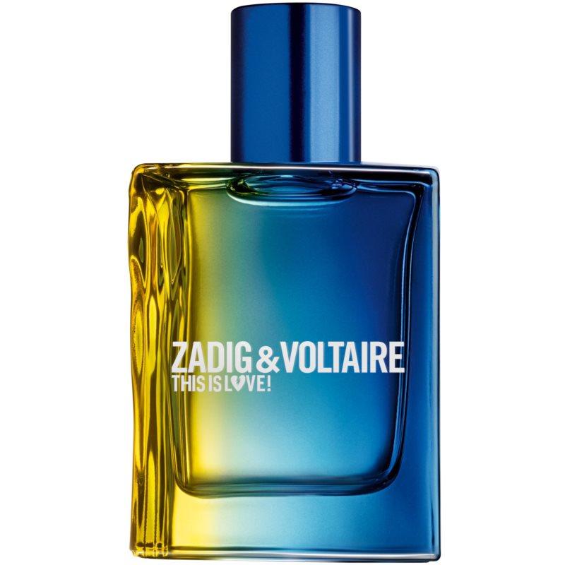 Zadig & Voltaire This is Love! Pour Lui Eau de Toilette per uomo 30 ml