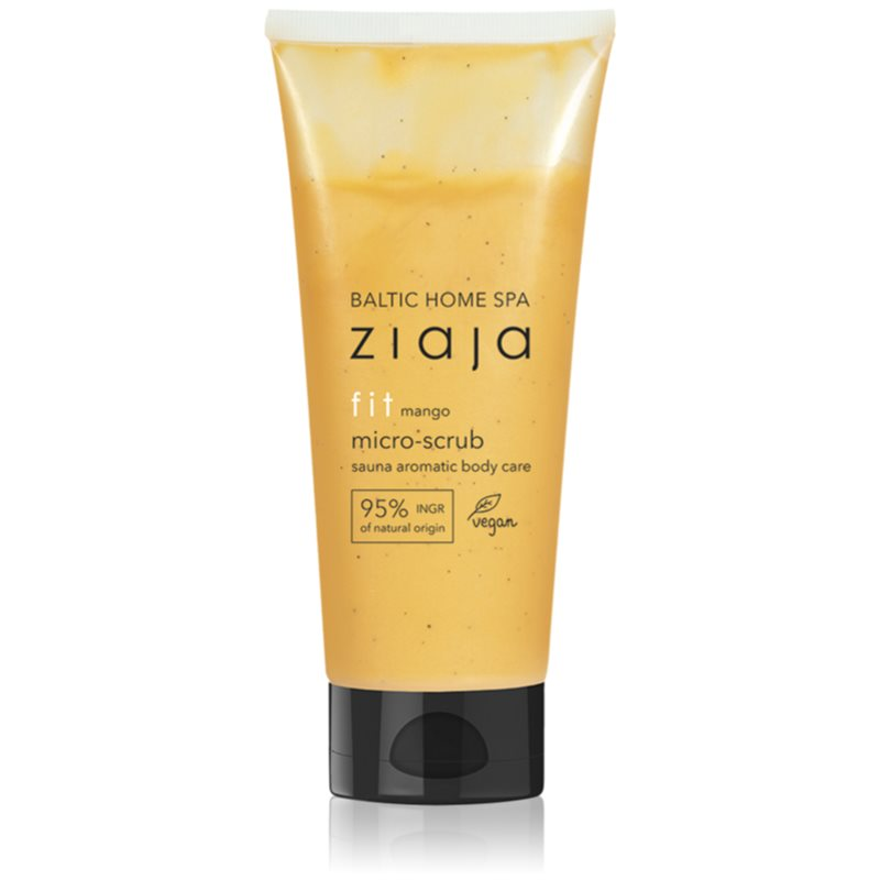 Ziaja Baltic Home Spa Fit Mango jemný peeling do sprchy 190 ml