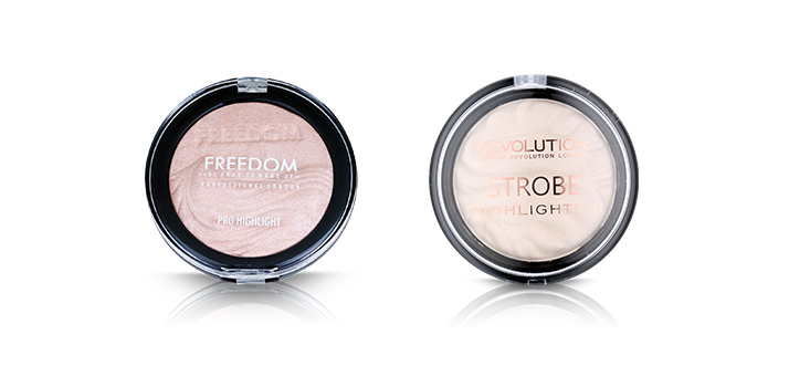 Freedom Pro Highlight, Makeup Revolution