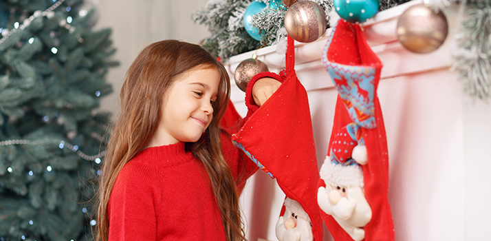 Stocking fillers for kids