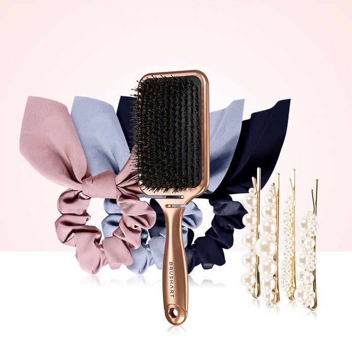 -20 % na kartáče a doplňky do vlasů BrushArt