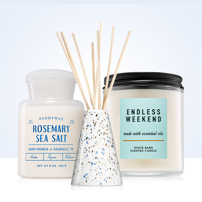 15% off all home fragrances
