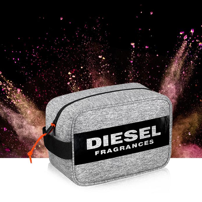 БЕЗПЛАТНА козметична чанта Diesel