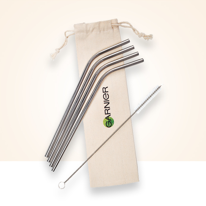 FREE Summer Metal Party Straws
