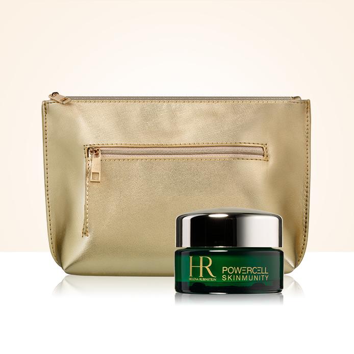 Kosmetická taštička + mini krém Helena Rubinstein ZDARMA