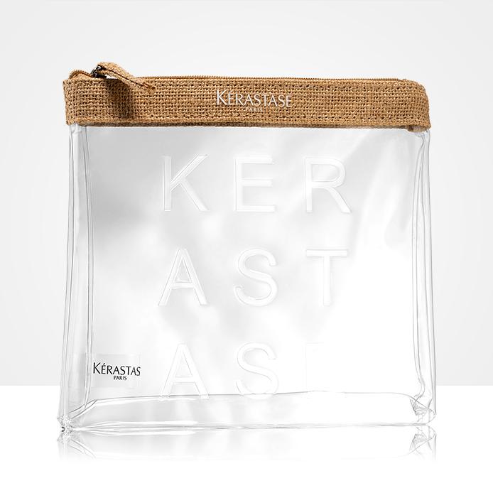 Kosmetická taška Kérastase ZDARMA