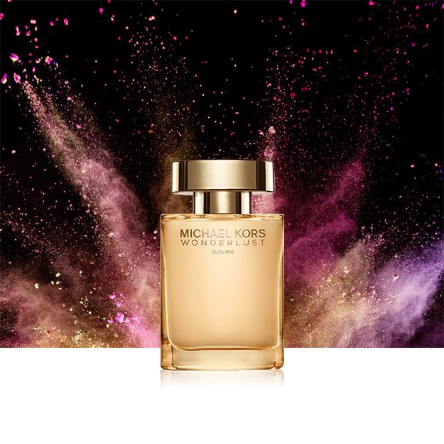Miniatura de perfume para mujer Michael Kors gratis