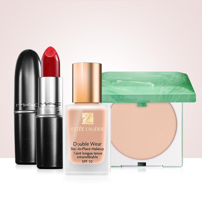 −15 % auf ausgewähltes Make-up und Skincare