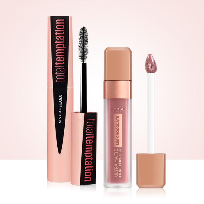 -30 % na L'Oréal Paris, Maybelline a Garnier