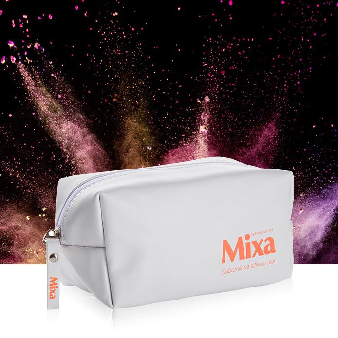 MIXA Kosmetiktäschchen geschenkt