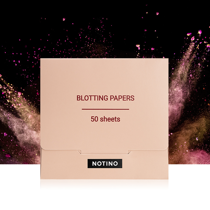 GRATIS Notino Blotting Papers