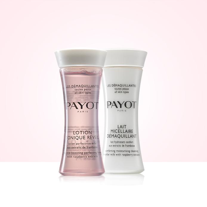 Zwei Payot Hautpflege Minis GRATIS