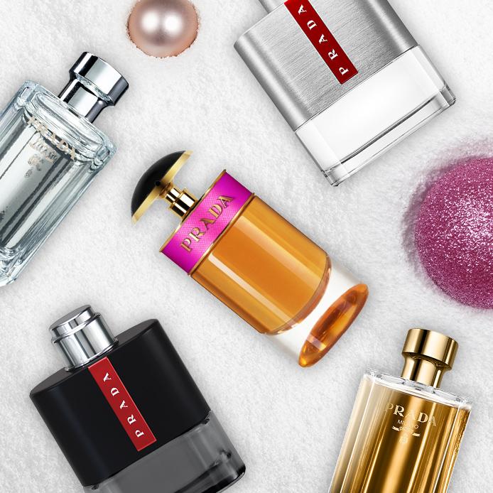 Mini parfum Prada GRATIS