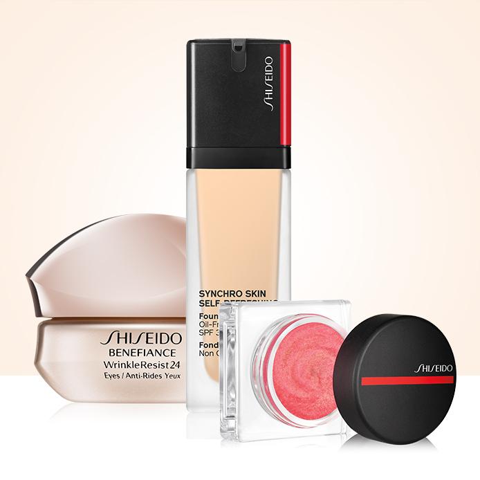 Shiseido s dopravou ZADARMO