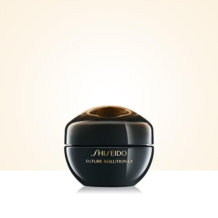 Shiseido Nachtcreme GRATIS