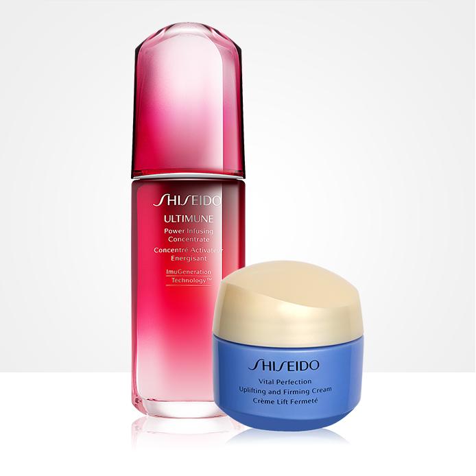 Shiseido krém ZADARMO