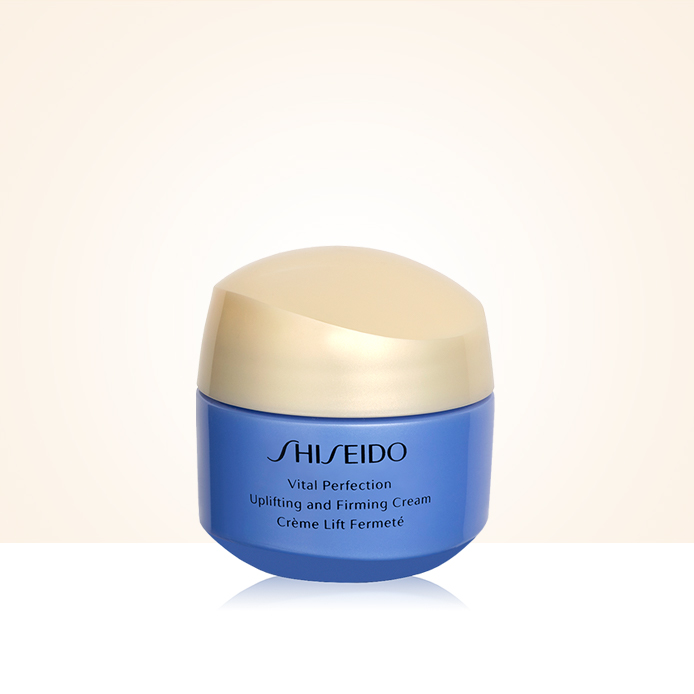 Noua cremă Shiseido Vital Perfection