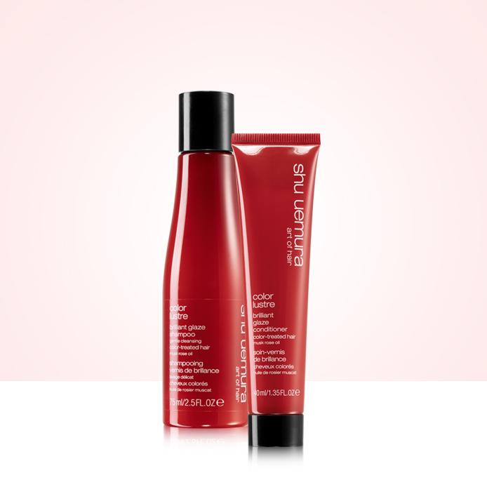 Mini šampon a kondicionér Shu Uemura ZDARMA