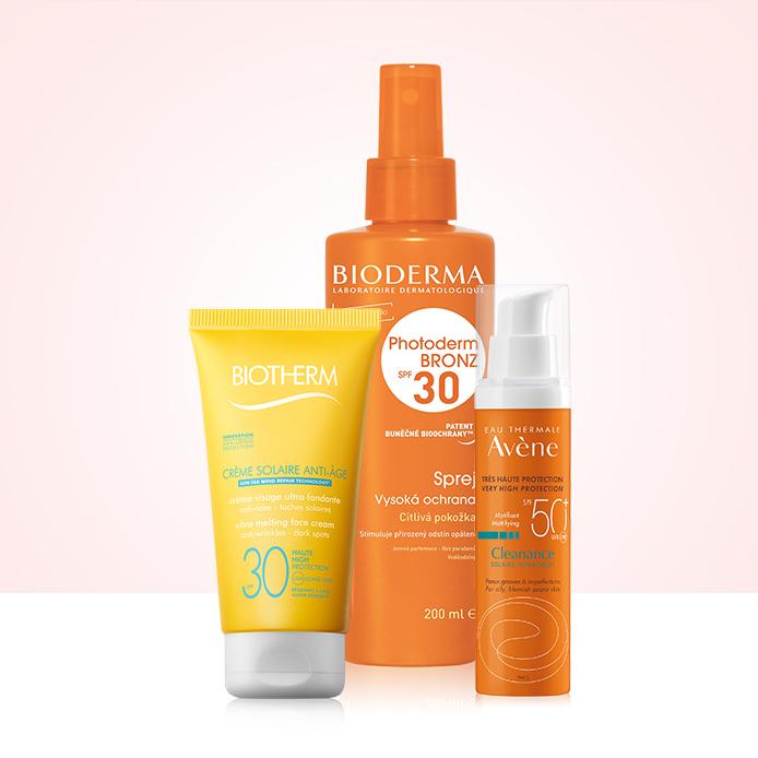 -15 % na kozmetiku za sunčanje