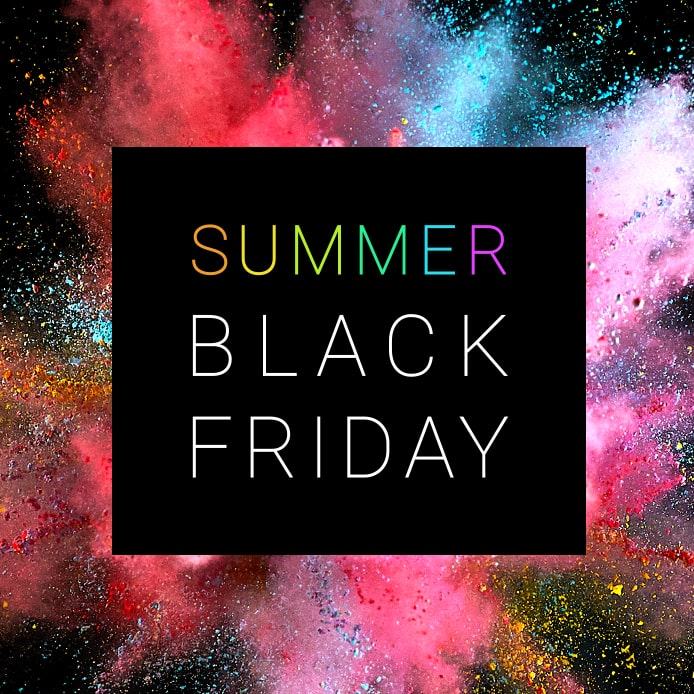 Summer Black Friday s 20 % popusta