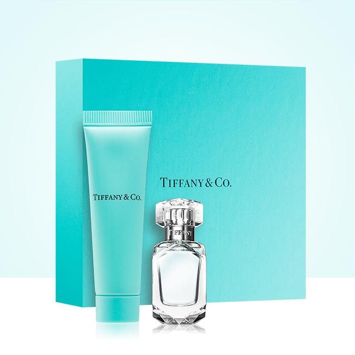 GRATISVERSAND und Geschenk von Tiffany & Co.