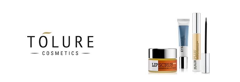15% off Tolure Cosmetics