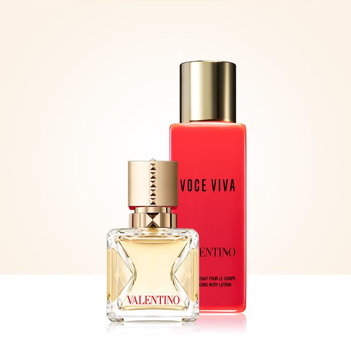 Nová dámska vôňa Valentino Voce Viva