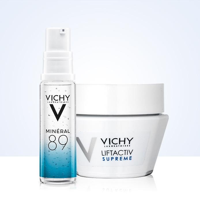 Due regali da Vichy