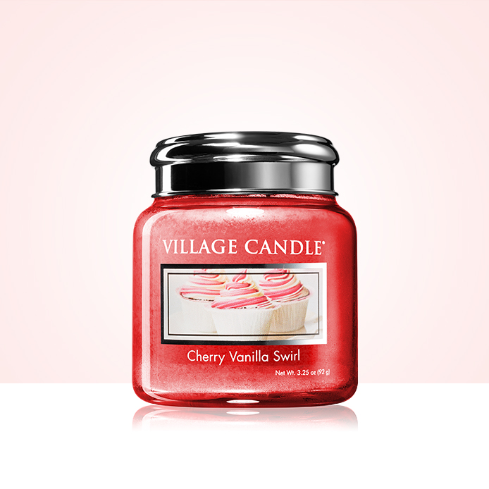 GRATIS Village Candle Mini-Kerze