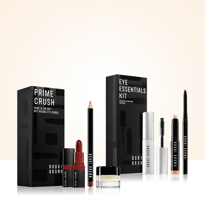Set Bobbi Brown GRATIS