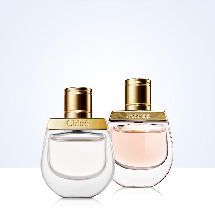 Deux mini parfums Chloé OFFERTS