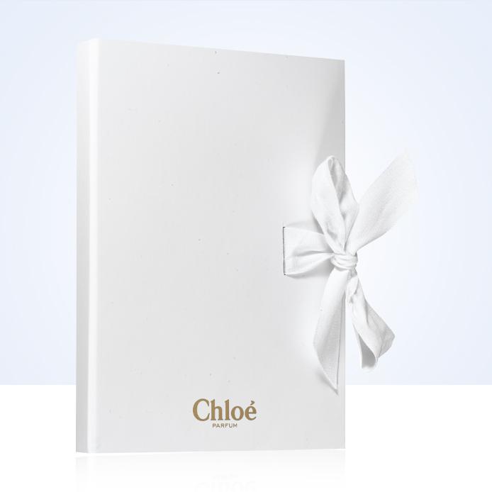 Ajándék Chloé jegyzetfüzet