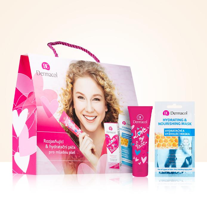 Set cosmetico Dermacol GRATIS