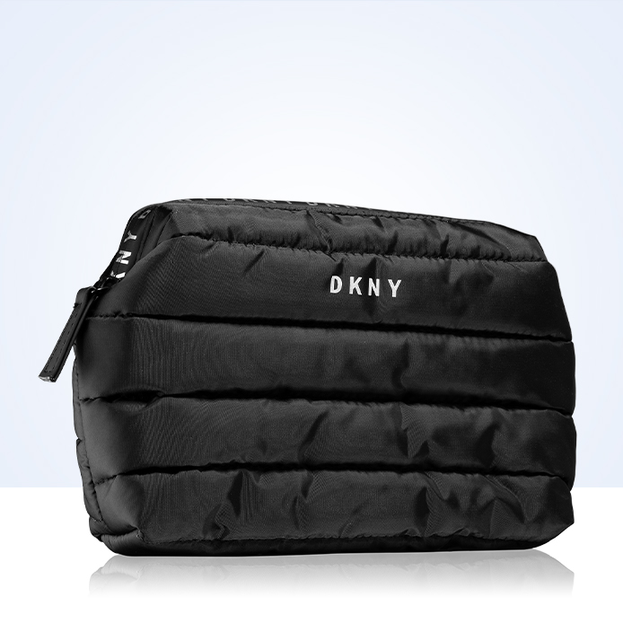 Geantă pentru cosmetice DKNY CADOU