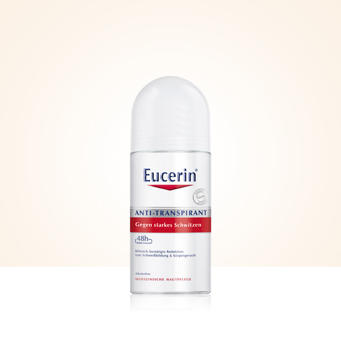 GRATIS Eucerin Deo Antiperspirant