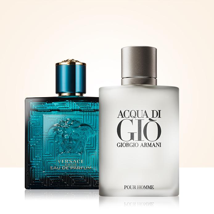 15 % de réduction sur les parfums